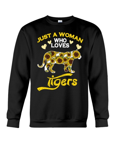 Just a woman who loves Tiger