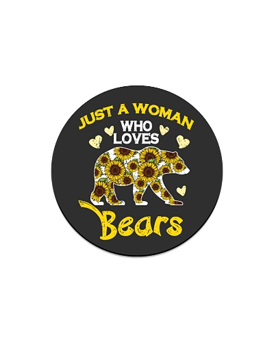 Just a woman who loves Bears