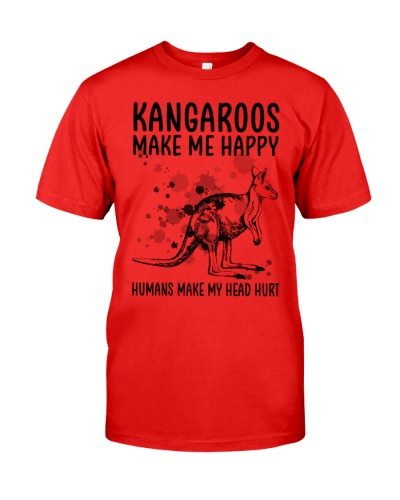 Kangaroos make me happy