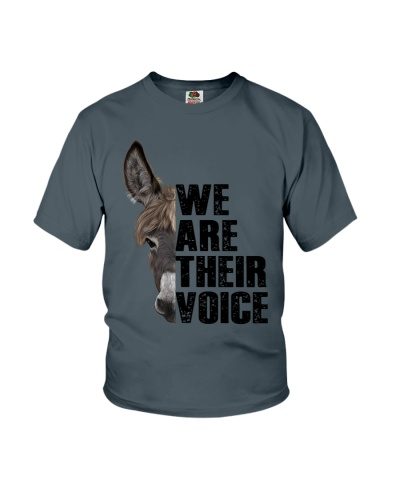 We are their voice-Donkey