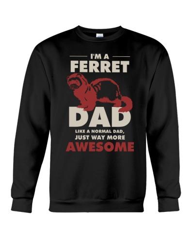 Ferret dad