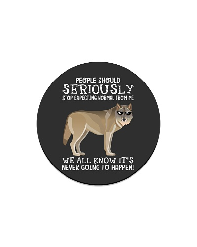 People should seriously-Wolf