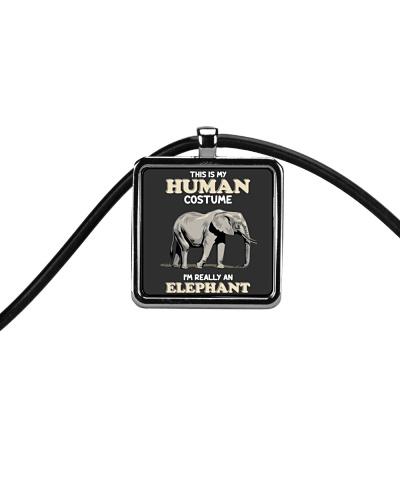 Human costume-Elephant