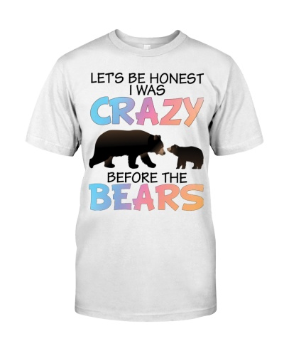 Let's be  honest I was crazy before the Bears