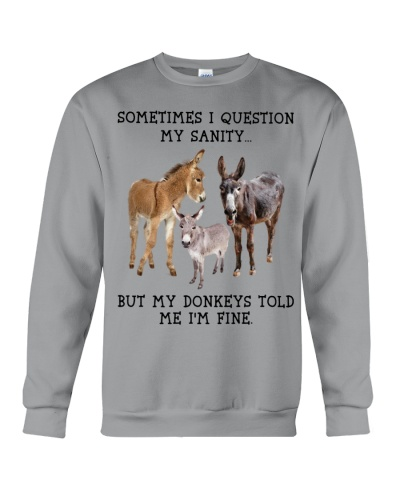 Sometimes-I-question-my-sanity-Donkeys