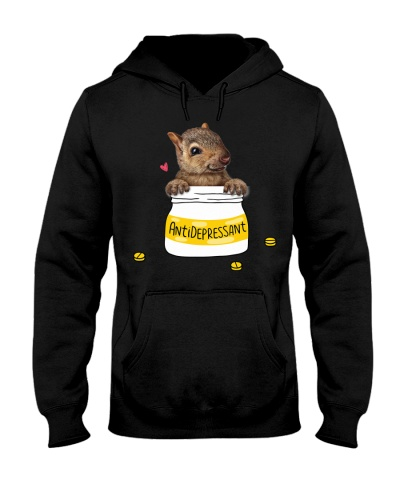Antidepressant-Squirrel