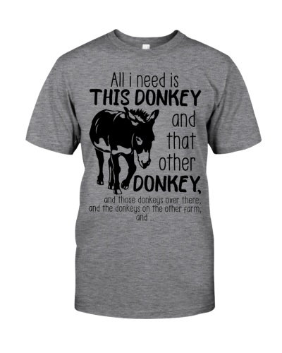 All-i-need-is-this-donkey