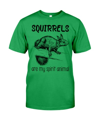 Squirrels are my spirit animal