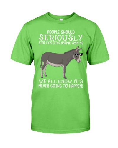 People should seriously-Donkey