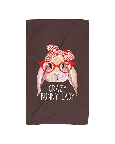 Crazy Bunny Lady