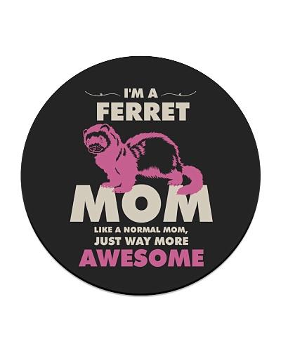 Ferret mom
