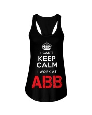 I Cant Keep Calm I Work At ABB Ladies Flowy Tank thumbnail