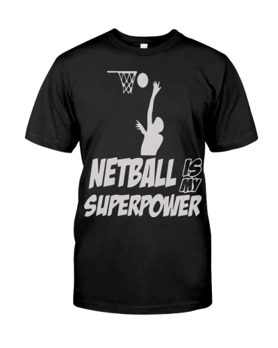 Netball Is My Superpower