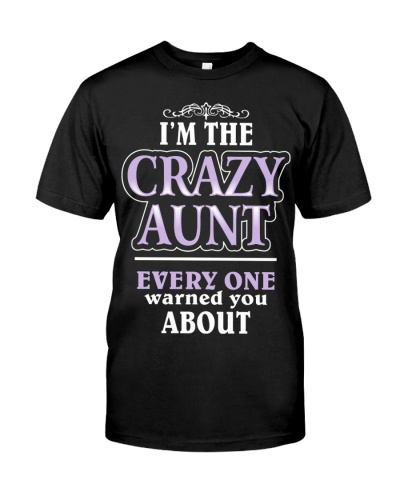 Im The Crazy Aunt Everyone Warned You About