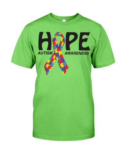 Hape Autism Awareness