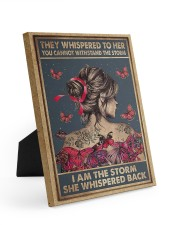 LIMITED EDITION 8x10 Easel-Back Gallery Wrapped Canvas thumbnail