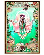 She Had The Soul Of a Gypsy Vertical Poster tile