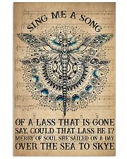 SING ME A SONG Vertical Poster tile