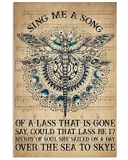 SING ME A SONG 16x24 Poster front