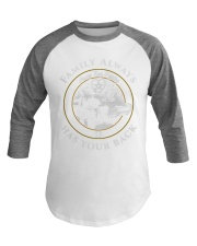 Jared LOVE - shirts Baseball Tee thumbnail