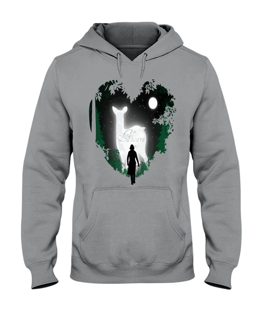 Always - Shirts Hooded Sweatshirt