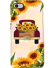 SunFlower'n Truck USA Phone Case i-phone-7-case