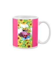 SunFlower'n Car Truck Mug thumbnail