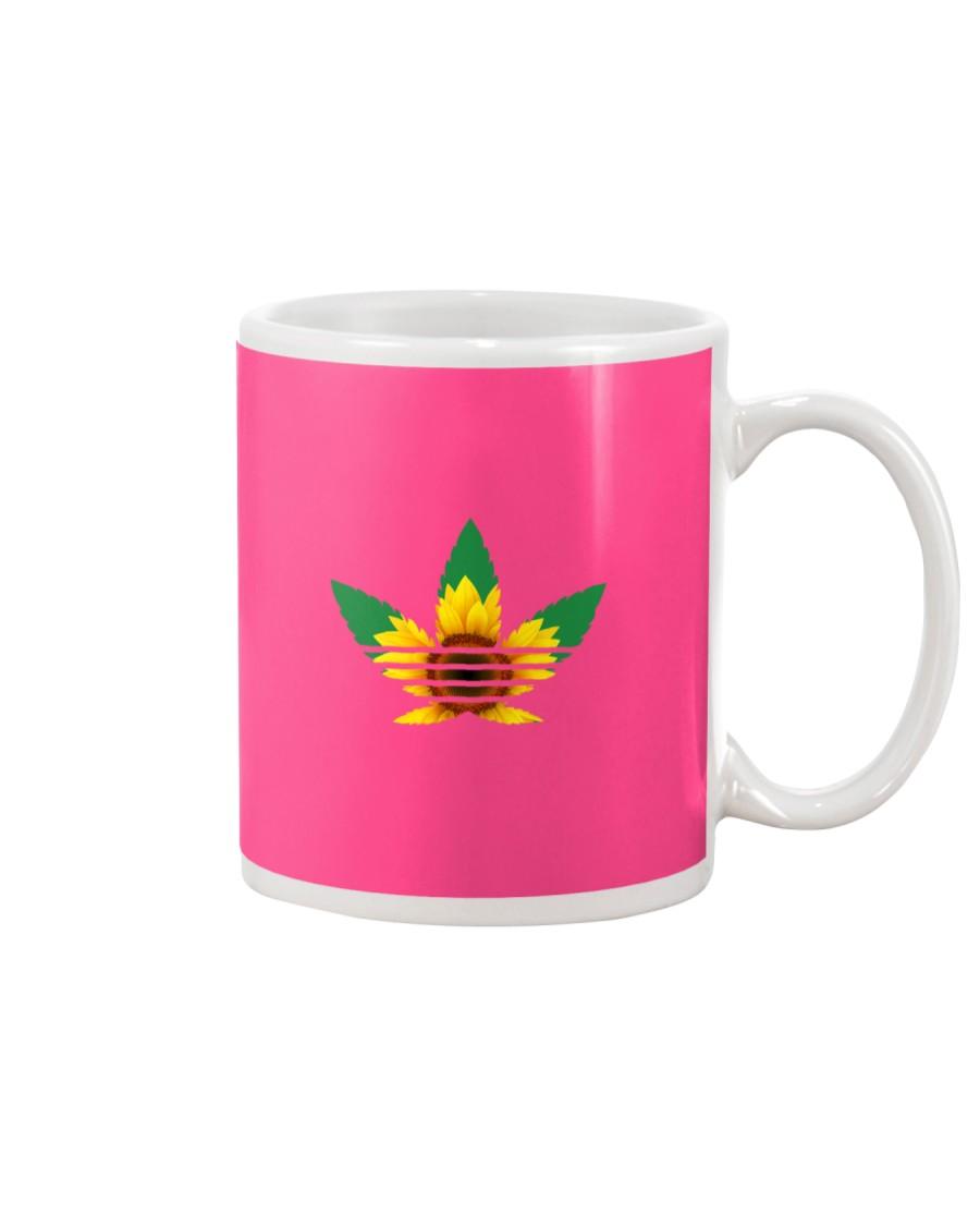 Das Sunflower Weed Mug