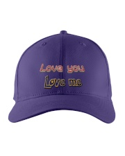 G-9 Love Yourself Embroidered Hat front