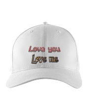 G-9 Love Yourself Embroidered Hat tile