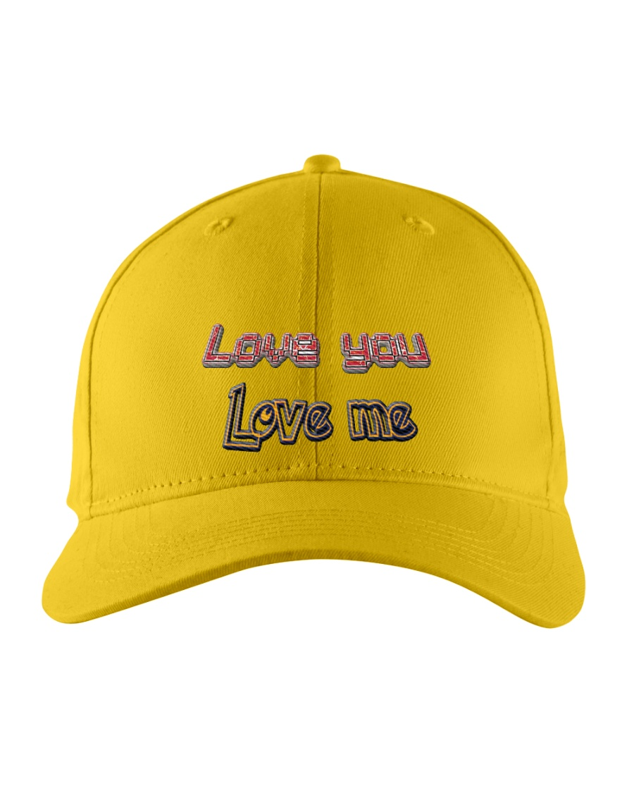 G-9 Love Yourself Embroidered Hat