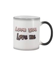G-9 Love Yourself Color Changing Mug thumbnail