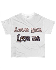 G-9 Love Yourself All-over T-Shirt thumbnail