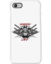 Samurai for life Phone Case thumbnail