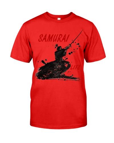 Samurai for life