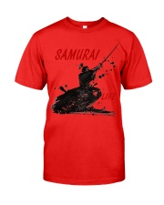 Samurai for life Classic T-Shirt front