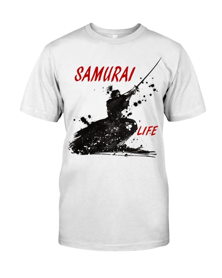 Samurai for life Classic T-Shirt