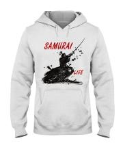 Samurai for life Hooded Sweatshirt thumbnail