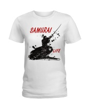 Samurai for life Ladies T-Shirt thumbnail