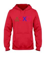 Inner Gamer Hooded Sweatshirt front