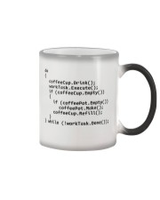 Coffee Program Makes a Great Gift for Programmers Color Changing Mug thumbnail