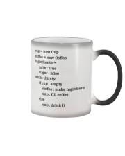 Programmer Coffee Gift Mug Color Changing Mug thumbnail