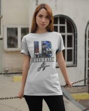 Luke brayn signature  Classic T-Shirt apparel-classic-tshirt-lifestyle-19