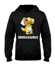 Dinosaur Bride a Saurus Wedding Gift Shirt Hooded Sweatshirt thumbnail
