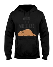 Guinea Pig Pun Waiting For The  Hooded Sweatshirt thumbnail