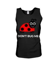 Don't Bug Me Funny Ladybug Pun T-Shirt Unisex Tank thumbnail
