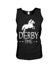 Derby Time Horse Racing T-Shirt Unisex Tank thumbnail
