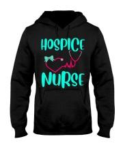 Cute Hospice nurse RN hospice stethoscope Hooded Sweatshirt thumbnail