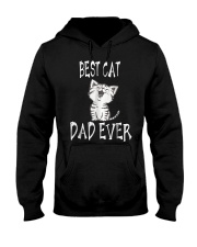Best Cat Dad Ever Father's Gift Tshirt Hooded Sweatshirt thumbnail