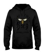 Save the Bees T-Shirt Hooded Sweatshirt thumbnail